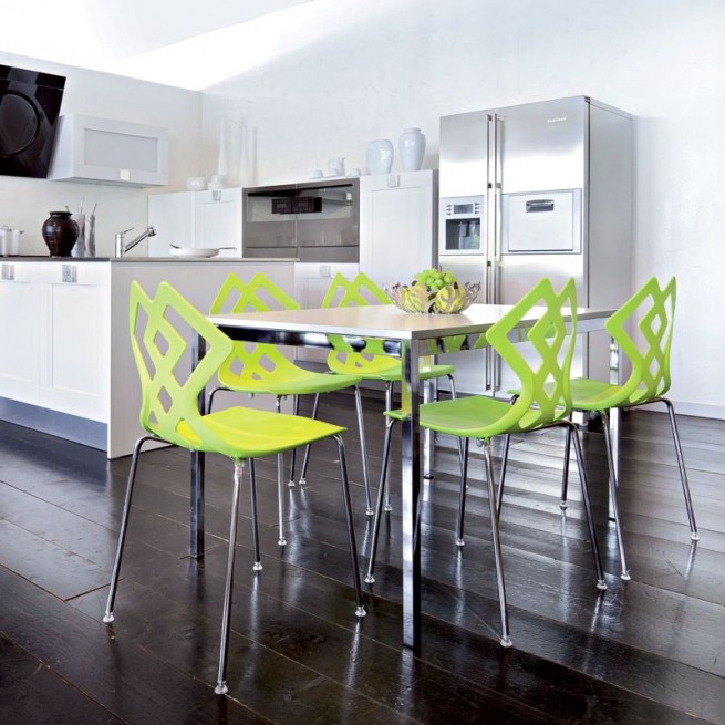 Scaun pentru dining Alma Design, Zahira