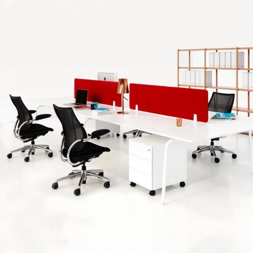Colectie mobilier operativ Della Valentina Office Snap